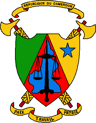 state emblem United Republic of Cameroon
