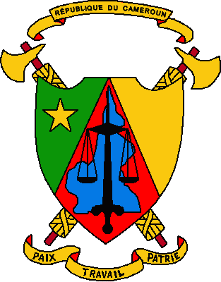 image flag Republic of Cameroon