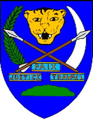 state emblem Democratic Republic of the Congo