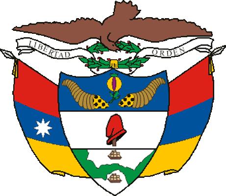 state emblem New Granada