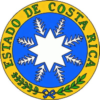 state emblem Free State of Costa Rica