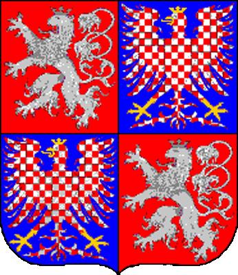 state emblem Bohemia and Moravia