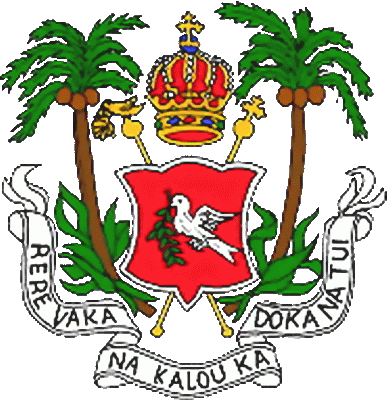 state emblem Kingdom of Viti