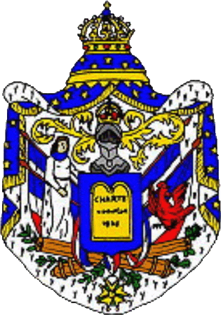 state emblem Kingdom of France