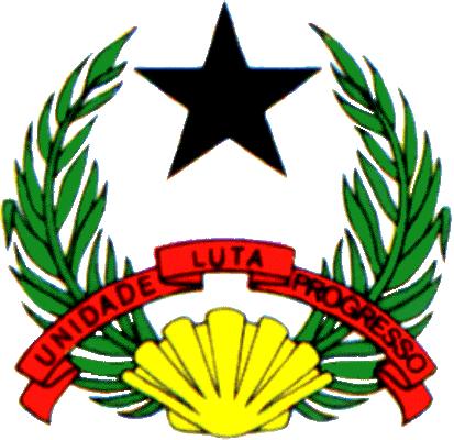 state emblem Republic of Guinea-Bissau