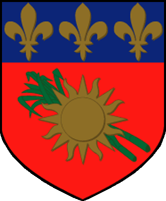 state emblem Guadeloupe
