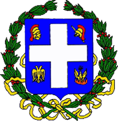 state emblem Hellenic Republic 2nd