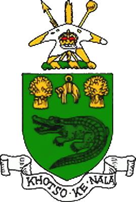 state emblem Basutoland
