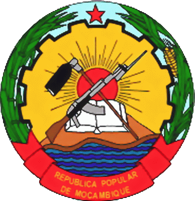 state emblem Republic of Mozambique