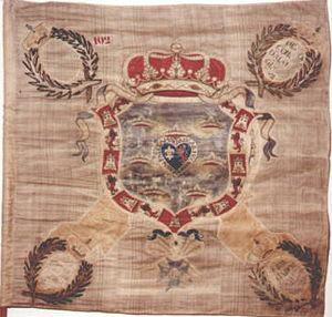 state emblem Kingdom of Murcia