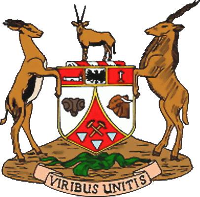 state emblem South West Africa