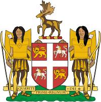 state emblem Newfoundland and Labrador
