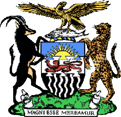 state emblem Federation of Rhodesia and Nyasaland