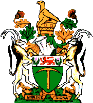state emblem Republica of Rhodesia