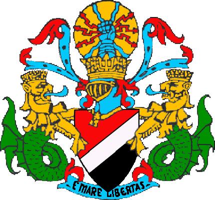 state emblem Principality of Sealand