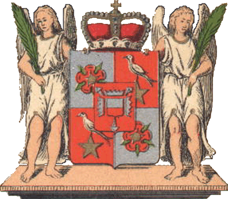 state emblem Principality of Schaumburg-Lippe