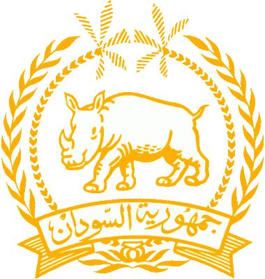 state emblem Republic of Sudan