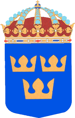 image flag Kingdom of Sweden