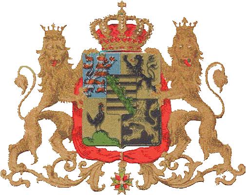state emblem Saxe-Coburg and Gotha