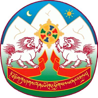 state emblem Tibet Autonomous Region