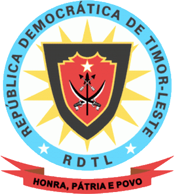 state emblem Democratic Republic of Timor-Leste