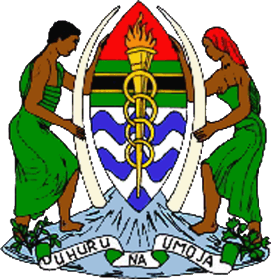 state emblem Republic of Tanganyika