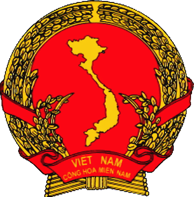 state emblem Republic of South Vietnam
