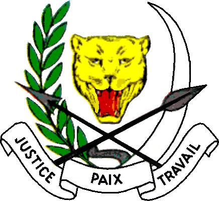 state emblem Republic of Zaire