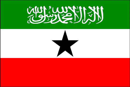 state flag Republic of Somaliland