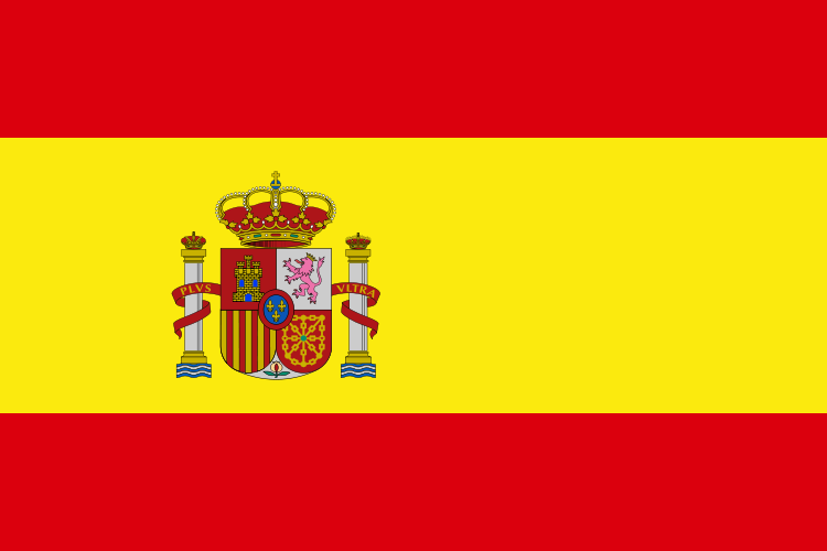 image flag Kingdom of Spain