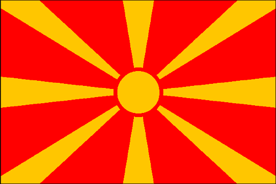 image flag Republic of Macedonia