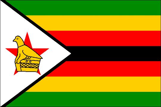 image flag Republic of Zimbabwe
