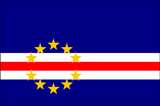 image flag Republic of Cape Verde