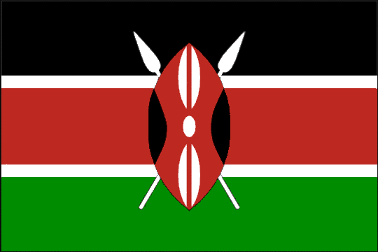 image flag Republic of Kenya