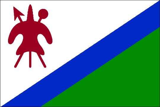 image flag Kingdom of Lesotho