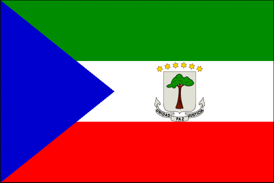image flag Republic of Equatorial Guinea
