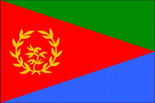 image flag State of Eritrea