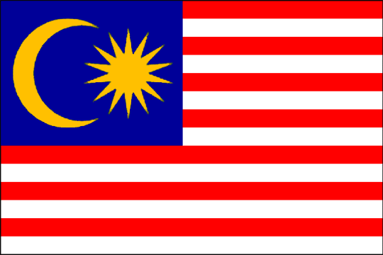 image flag Malaysia