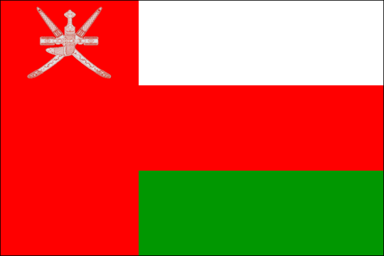 image flag Sultanate of Oman
