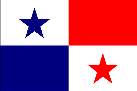 image flag Republic of Panama