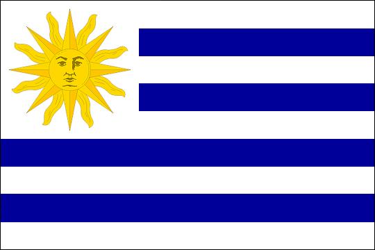 image flag Oriental Republic of Uruguay