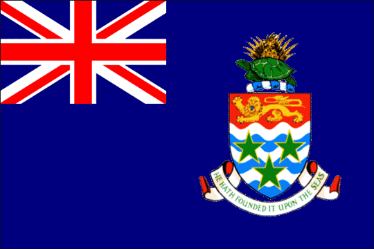 image flag Cayman Islands