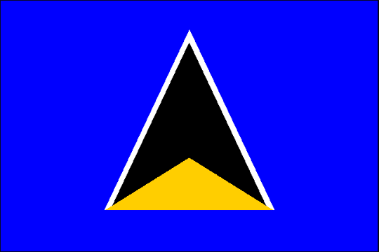 image flag Saint Lucia