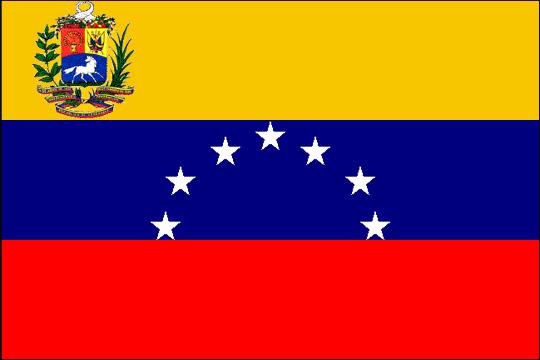 image flag Bolivarian Republic of Venezuela
