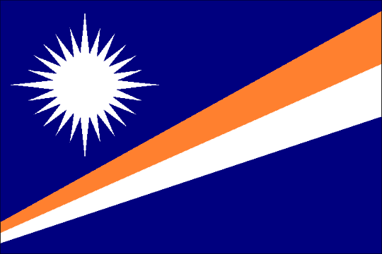 image flag Republic of the Marshall Islands