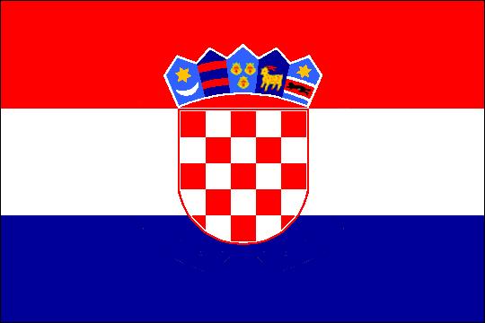image flag Croatia