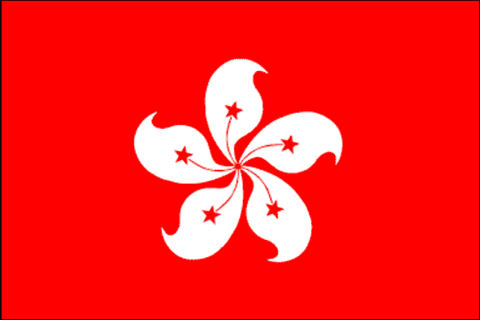 state flag Hong Kong Special Administrative Region