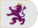 state flag Kingdom of Leon