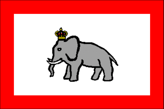 image flag Kingdom of Dahomey