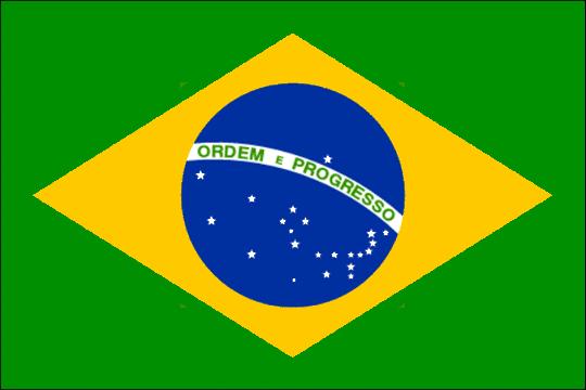 image flag Federative Republic of Brazil